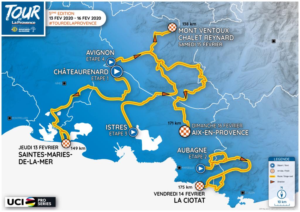 Tour De La Provence 2020 Azur Velo